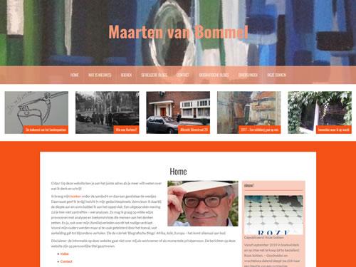 maartenvanbommel.nl